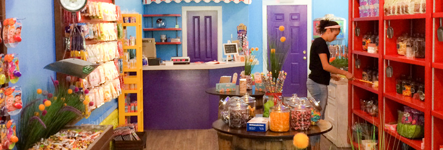 Fizzy Lifting Soda Pop Candy Shop - 17 Main St. Warwick, NY